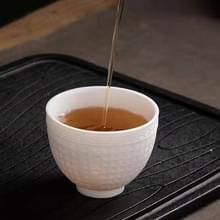 Draagbare reizen Kungfu Teaware Office keramiek theekopje  capaciteit: 122ml