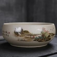 Creatieve Vintage steengoed keramische thee Wash thee accessoires (1)