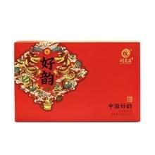 10 stuks RUNYUANCHANG China goede rhyme Puer gefermenteerde thee thee-bladeren  capaciteit: 81g