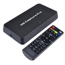 EZCAP295 HD Capture Pro USB HDMI 1080P Capture apparaat videogegevensstroom doosje (zwart)