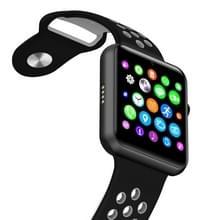 DOMINO-DM09 Plus horlogetelefoon  128 MB + 64 MB  1 54 inch IPS scherm MTK2502C-ARM7  siliconen armbanden  Bluetooth 4.0  Network: 2G  steun stappenteller / tekst-naar-spraak / slapen Monitor / sedentaire herinnering / anti-verloren / Voice Changer / Noti