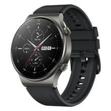 HUAWEI WATCH GT 2 Pro Sport Ver. Bluetooth Fitness Tracker Smart Watch 46mm polsbandje  Kirin A1-chip  ondersteuning hartslag - / drukbewaking / Sportregistratie / GPS(Zwart)