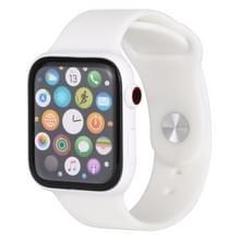 Kleurenscherm niet-werkende nepdummy-beeldschermmodel voor Apple Watch 5-serie 44mm (wit)