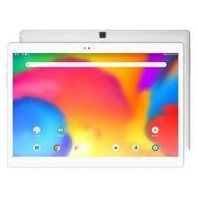 ALLDOCUBE X-Tablet  10.5 inch  4 GB + 64 GB  8000mAh batterij  Android 8.1 Oreo  MTK8176  Hexa-core(64bit)  Support & Bluetooth & WiFi & OTG & G-Sensor van de vingerafdruk (White + zilver)