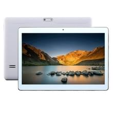Tablet PC  10 1 inch  1 GB + 16 GB  Android 4.4.2 Allwinner A33 Quad-core omhoog tot 1.3 GHz  WiFi(White)