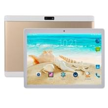 M3 3G-telefoontablet-tablet-pc  10 1 inch  2 GB+32 GB  Android 4 4 MTK6592 Octa Core 1 3 GHz  Dual SIM  Ondersteuning GPS  OTG  WiFi  Bluetooth (Gold)