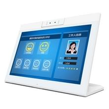 HSD1411T Touchscreen All in One PC with Holder  14 inch  2GB+16GB  Android 8.1 RK3288 Cortex A17 Quad Core Up To 1.8GHz  Support Bluetooth & WiFi & RJ45 & TF Card(32GB Max) & HDMI (White)