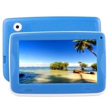 ASTAR Kids onderwijs Tablet  7.0 inch  512 MB + 4 GB  Android 4.4 Allwinner A33 Quad Core  met siliconen Case(Blue)