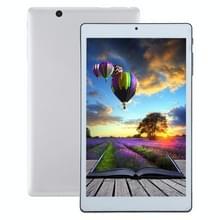 HSD8001 Tablet PC  8 inch 2.5D Screen  4GB+64GB  Windows 10  Intel Atom Z8300 Quad Core  Support TF Card & HDMI & Bluetooth & Dual WiFi  US / EU Plug (Silver)