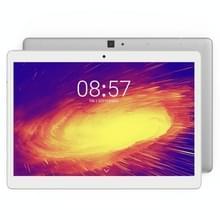 ALLDOCUBE M5X T1006X 4 G oproep Tablet  10 1 inch  4 GB + 64 GB  6600mAh batterij  Android 8.0 MTK X 27 (MT6797X) Deca Core maximaal 2.6 GHz  steun Bluetooth & Dual Band WiFi & Dual SIM & OTG & GPS & FM (wit + zilver)