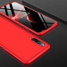 GKK drie stage splicing volledige dekking PC Case voor Xiaomi mi 9 (rood)