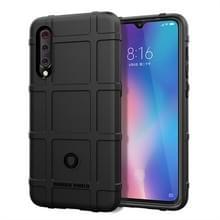 Volledige dekking schokbestendig TPU Case voor Xiaomi mi 9 (zwart)