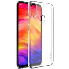 IMAK Wing II slijtage-weerstaan Crystal Pro beschermhoes voor Xiaomi Redmi Note 7 Pro (transparant)