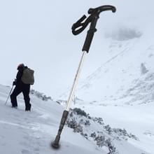 132cm intrekbare drie buiten Trekking Polen telescopische