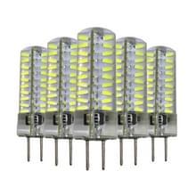 5 stuks YWXLight GY 6.35 5W 80LEDs SMD 4014 energiebesparende LED silicone lamp (warm wit)