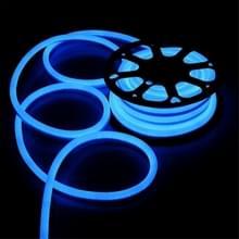 YWXLight 5m 600LEDs 2835 SMD LED neon licht flexibele DIP IP67 waterdichte touw licht 2 draden  AC 220-240V (blauw licht)