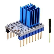 TMC2130 V 1.0 stappen motor driver module w/Heat Sink & schroevendraaier voor 3D printer