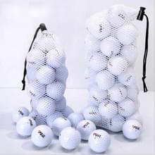 PGM grote capaciteit Nylon Tennis tas grote netto golftas zonder ballen  houden 50 ballen  grootte: 20 x 40cm
