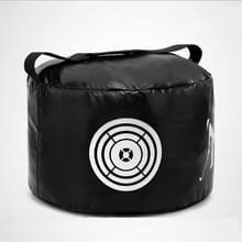 PGM multifunctionele Golf macht invloed waterdichte wording Training Smash Hit Strike Bag Trainer oefening pakket  grootte: 26 x 44 cm (zwart)