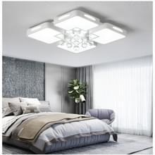 36W woonkamer eenvoudige moderne LED plafond Lamp kristal licht  traploos dimmen + afstandsbediening  50 x 50cm