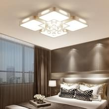 40W woonkamer eenvoudige moderne LED plafond Lamp kristal licht traploos dimmen  60 x 60cm
