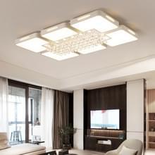 36W woonkamer eenvoudige moderne LED plafond Lamp kristal licht 3-kleur dimmen  60 x 40cm