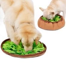 Doglemi hond Snuffel Bowl mat huisdier snuffling neus werk mat IQ training Slow Eat Bowl