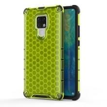 Schokbestendige honingraat PC + TPU Case voor Huawei mate 20 X