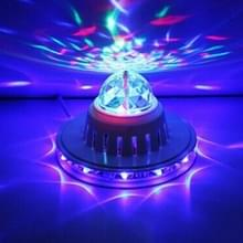 YWXLight 2 in 1 LED zonnebloem geluid actieve RGB LED Stage licht
