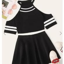 MS. casual mode was dun pak (kleur: zwart maat: L)