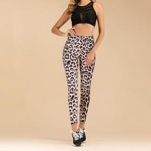 Strakke taille sport casual broek yoga (kleur: zwart maat: M)