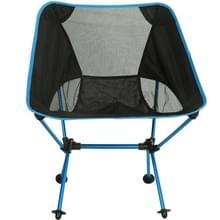 Outdoor draagbare vouwen Camping stoel licht vissen strandstoel luchtvaart aluminiumlegering rugleuning fauteuil
