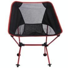 Buiten Portable Folding Camping stoel licht vissen strand stoel luchtvaart aluminiumlegering rugleuning Recliner