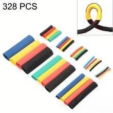 328 kleurrijke PCS waterdichte hoge taaiheid oxidatie weerstand Seal Heat KRIMPBARE Tube