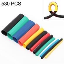 530 kleurrijke PCS waterdichte hoge taaiheid oxidatie weerstand Seal Heat KRIMPBARE Tube