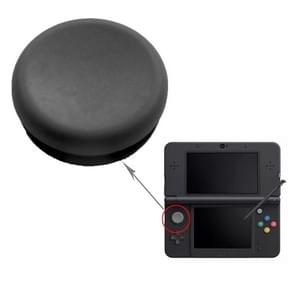 Analog Controller Stick Cap 3D Joystick Cap for New 3DS(Black)