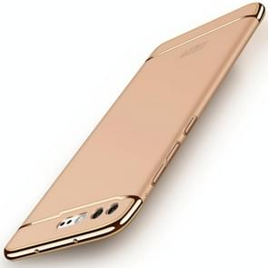 MOFi for for Asus ZenFone 4 Pro / ZS551KL Three - paragraph Shield Full Coverage Protective Case Back Cover(Gold)