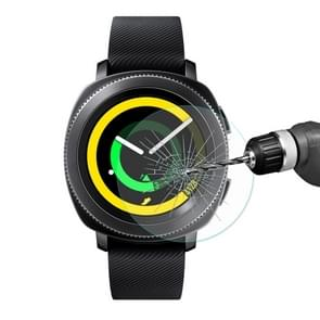 ENKAY Hat-Prince for Samsung Gear Sport Smart Watch 0.2mm 9H Surface Hardness 2.15D Explosion-proof Tempered Glass Screen Film