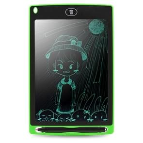 CHUYI Portable 8.5 inch LCD Writing Tablet Drawing Graffiti Electronic Handwriting Pad Message Graphics Board Draft Paper with Writing Pen, CE / FCC / RoHS Certificated(Green)
