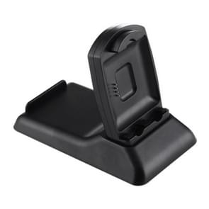 2 in 1 for Fitbit Blaze Charging Stand + Phone Holder, Cable Length: about 1.5m, DC 5V (Black)