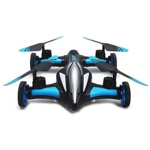 JJR/C H23 Flying & Car Headless Mode 2.4GHz 6 Axis Drone RC Quadcopter with Remote Control(Blue)