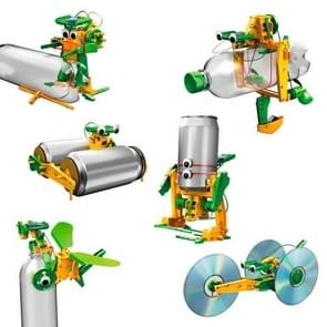 6 in 1 Solar DIY Robot Kits