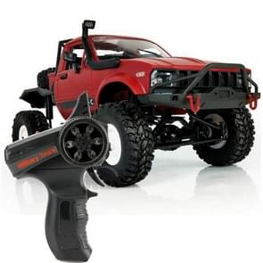 WPL C-14 1:16 Mini 2.4G 4WD RC Crawler Off Road Car with Light (Red)