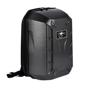 VMDP12808 Carbon Fiber ABS Hard Shell Backpack Case Bag for DJI Phantom 4
