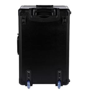 VMDP12820 Portable Aluminum Box Protective Carrying Hard Trolley Case for DJI Phantom 4