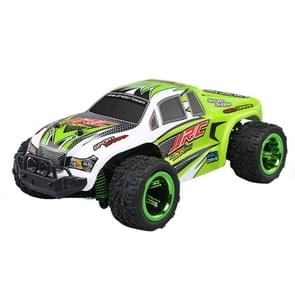 JJR/C Q35 1:26 Scale 2.4GHz 4 Wheel Drive Racing Climbing Car Bigfoot Off-road Vehicle with Remote Controller (Green)