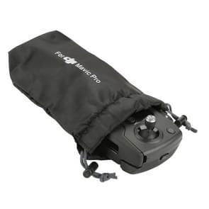 3 in 1 Quadcopter + Transmitter + Battery Storage Bags for DJI Mavic Pro (Black)