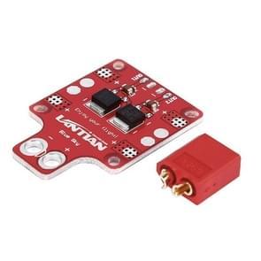 LANTIAN Red XT60 Distributor Board for Martian Racks,  Output: 5V / 12V