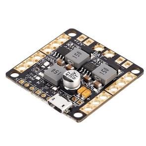 NAZE32 F3 Power Distribution Board PDB Filter OSD BEC, Output: 5V-12V 3A