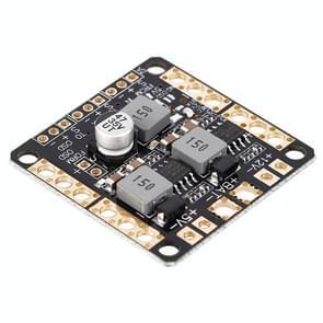 CC3D NAZE32 F3 Power Distribution Board Filter BEC, Output: 5V-12V 3A